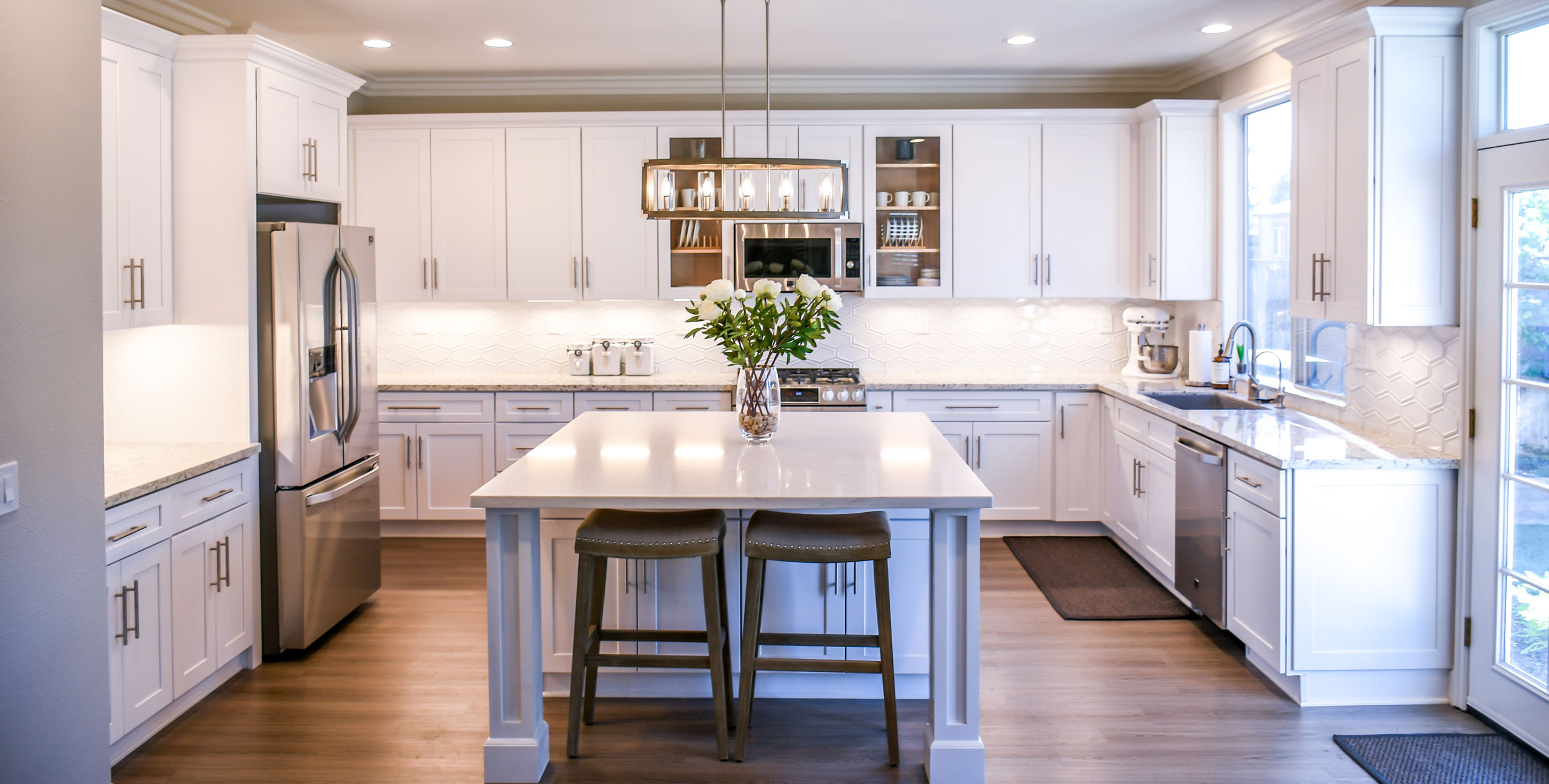 Efficient Kitchen Cabinets